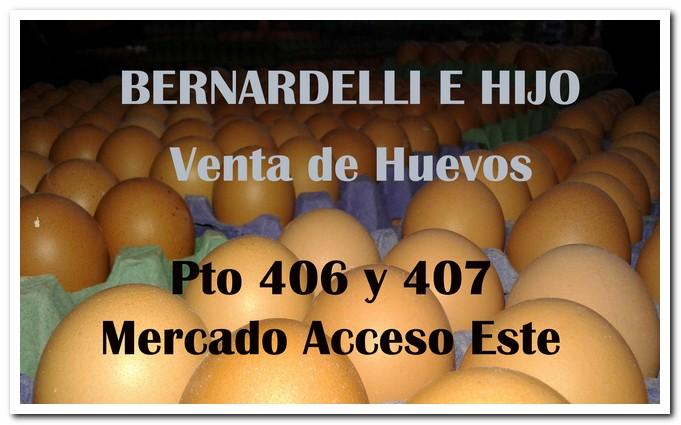 BERNARDELLI HUEVOS